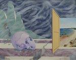 """""""Sogno"""", 70×90 cm., tecnica mista"""