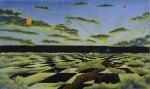 """""""Proiezione"""", 60×100 cm., tecnica mista"""
